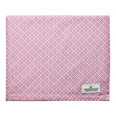 GreenGate Tafelkleed / Tablecloth Sandra pink 145x250cm