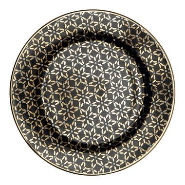 GreenGate Gebaksbordje / Small plate Juno gold