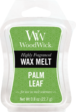 WoodWick® Palm Leaf Mini Wax Melt