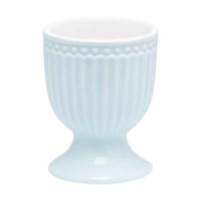 GreenGate Stoneware Eierdop Alice Pale Blue