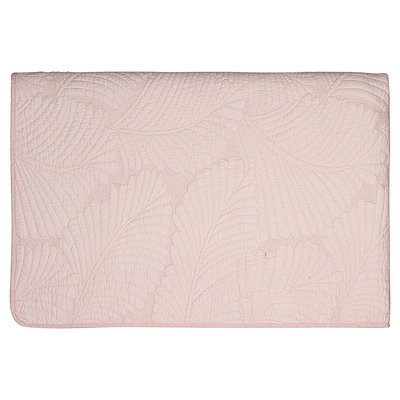 GreenGate Quilted Bed cover Maggie pale pink 140x220cm