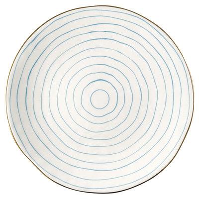 GreenGate Dinner plate Sally pale blue D: 25,3 cm