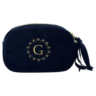 Gate Noir Cosmetic bag black w/logo GN