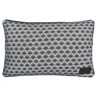 Gate Noir Cushion Elvina grey 30x50cm GN