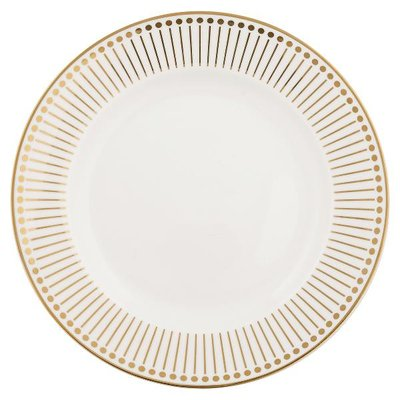 Gate Noir Dinner plate Dawn gold NBC GN D: 25,6 cm