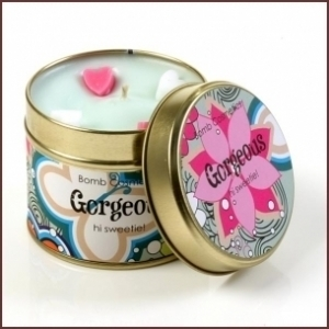 Bomb Cosmetics Geurkaars  Gorgeous Tinned Candle