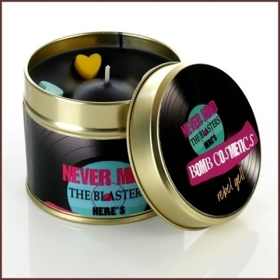Bomb Cosmetics Geurkaars  Never Mind Tinned Candle