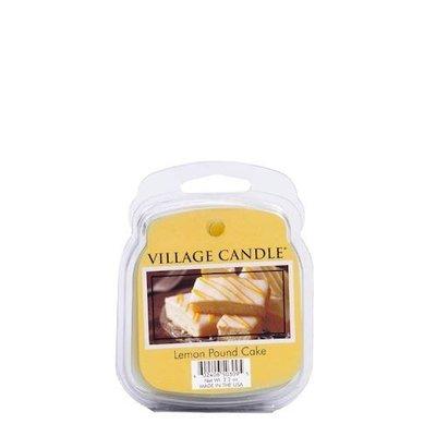 Village Candle Lemon Pound Cake 62gr Wax Melt