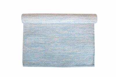Isabelle Rose Katoenen Mat Stone Washed Blue 60 x 90cm