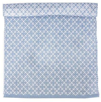 Isabelle Rose Katoenen Mat Orient Pastel Blue 60 x 90cm