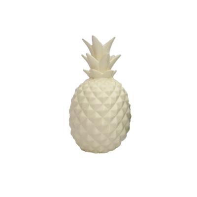 Hamilton Living Ananas Wit Keramiek