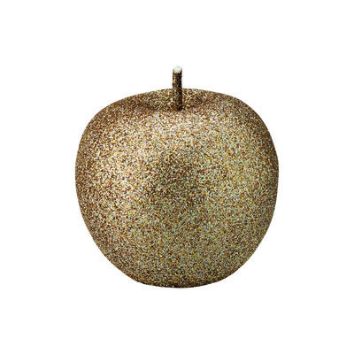 GreenGate Candle Apple gold small H: 5,5cm