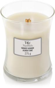 WoodWick® HearthWick® Smoked Jasmine Medium Candle