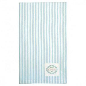 GreenGate Tea towel Alice pale blue 50 x 70cm