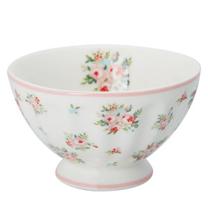 GreenGate_Cereal_Kom_French_Bowl_Abigail_White