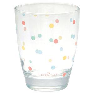 GreenGate Glas / Water Glass Multi Dots