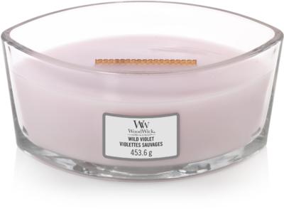 Wild-Violet-WoodWick-ellipse-geurkaars