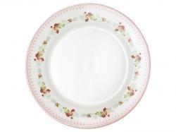 GreenGate_Sinja_White_ontbijtbord_Plate