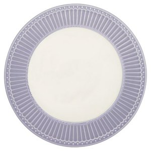 GreenGate_Alice_Lavender_ontbijtbord_plate_Teller