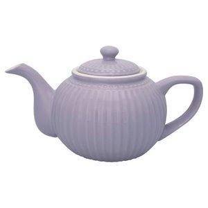 GreenGate_Teapot_Theepot_Alice_Lavender
