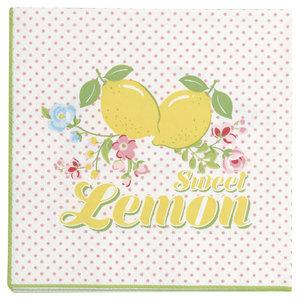 GreenGate-Paper-Napkin-Limona-White-small