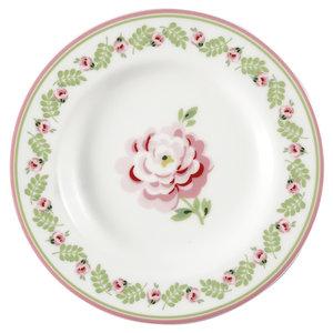 GreenGate-Lily-Petit-White-Small-Plate