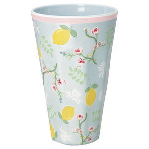 GreenGate-Melamine-Tall-Cup-Limona-Pale-Blue