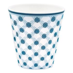 GreenGate-Lolly-Blue-Melamine-Tea Mug