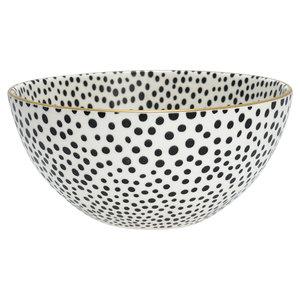 GreenGate-Dot-Black-w/gold-bowl-large