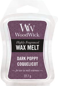 WoodWick_Dark_Poppy_mini_Wax_Melt