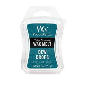 WoodWick mini wax melt dew drops