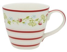 GreenGate Gloria White Tea Mug